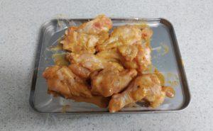 鶏手羽元タンドリーチキンの作り方07