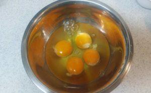 大葉入り卵焼きの作り方04