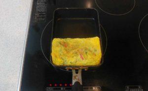 大葉入り卵焼きの作り方13