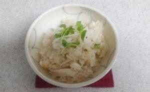鯛のアラを使った鯛めしの作り方11