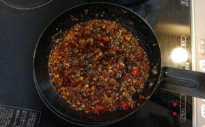 食べるラー油の作り方09